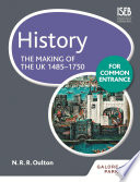 History for Common Entrance  The Making of the UK 1485 1750