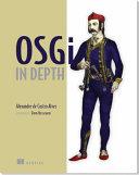 Osgi In Depth
