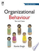 Organizational Behaviour  Text and Cases  3rd Edition