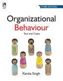 Organizational Behaviour: Text and Cases, 3rd Edition
