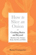 How to Slice an Onion Book
