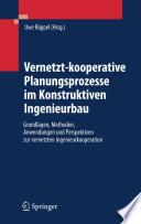 Vernetzt Kooperative Planungsprozesse Im Konstruktiven Ingenieurbau