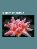 History of Kerala