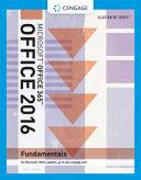 Illustrated Microsoft Office 365   Office 2016  Fundamentals