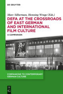 download ebook defa at the crossroads of east german and international film culture pdf epub