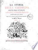 La Storia della Sardegna scritta dall'avvocato Michele Antonio Gazano segretario di stato per gli affari dello stesso regno. Tomo 1. (-2.)