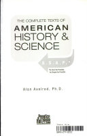 The Complete Texts Of American History & Science A.S.A.P. : ...