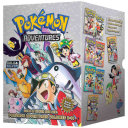 Pokemon Adventures Gold & Silver Box Set (set includes Vol. 8-14) R To L Japanese Style For All