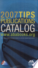 Publications Catalog