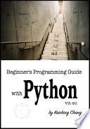 Beginner s Programming Guide with Python V3 40