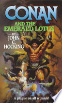 Conan and the Emerald Lotus