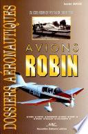 Avions Robin
