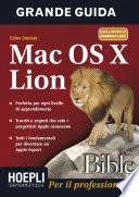 Mac OS X Lion Bible