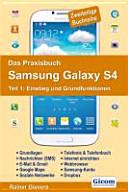 Das Praxisbuch Samsung Galaxy S4