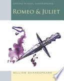 Oxford School Shakespeare Romeo And Juliet