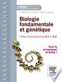 illustration Biologie fondamentale et génétique