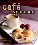 Caf   gourmand