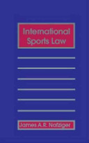 International Sports Law New Topics Including The Human Rights
