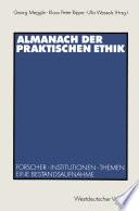 Almanach der Praktischen Ethik