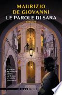 Le parole di Sara (Nero Rizzoli) Book Cover