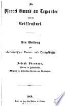 Die Pfarrei Gmund am Tegernsee und die Reiffenstuel