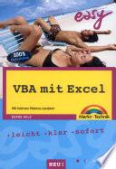 VBA mit Excel   Easy