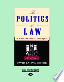 The Politics of Law