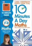 10 Minutes A Day Maths Ages 7 9