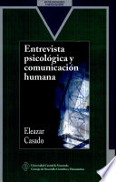 Entrevista Psicol Gica Y Comunicaci N Humana