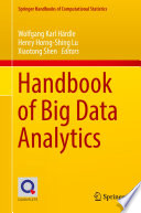 Handbook Of Big Data Analytics