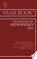 Year Book of Orthopedics 2012   E Book
