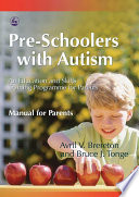 Pre schoolers with Autism