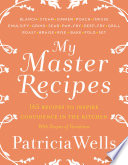 My Master Recipes