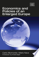 Economics And Policies Of An Enlarged Europe book