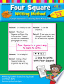 Four Square  Writing Method Grades 1 3