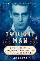 Twilight Man Book