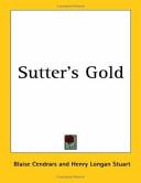 Sutter's Gold