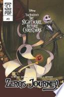 Disney Manga Tim Burton S The Nightmare Before Christmas Zero S Journey Issue 0