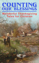 download ebook counting our blessings: wonderful thanksgiving tales for children pdf epub