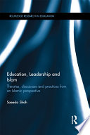 Education  Leadership and Islam