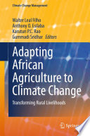 Adapting African Agriculture To Climate Change
