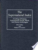 The Supernatural Index : title...