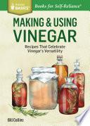 Making   Using Vinegar