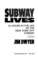 Subway Lives book