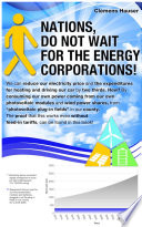 Nations Do Not Wait For The Energy Corporations