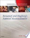Benumof and Hagberg s Airway Management