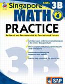 Singapore Math Practice Level 3B  Grade 4