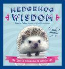 download ebook hedgehog wisdom pdf epub