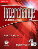 Interchange Level 1 Student's Book B with Self-study DVD-ROM
