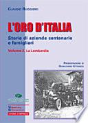L oro d Italia  Storie di aziende centenarie e famigliari
